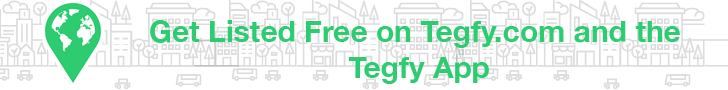 Free business listing on Tegfy.