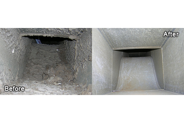 Image Gallery from Pure Aire Professional Duct Cleaning