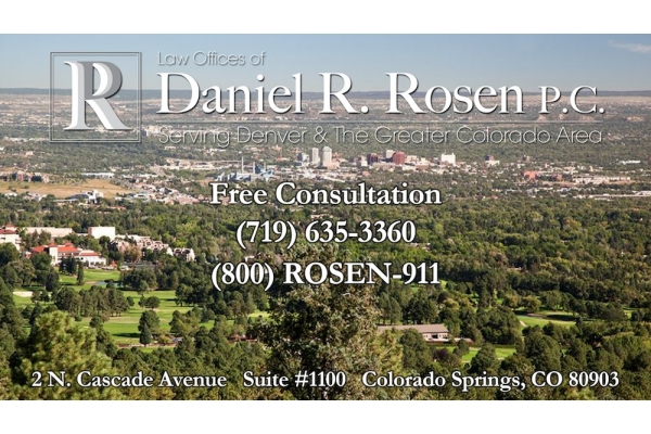 Image Gallery from Law Offices of Daniel R. Rosen