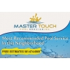 Image Gallery from   Master Touch Pool Services Inc