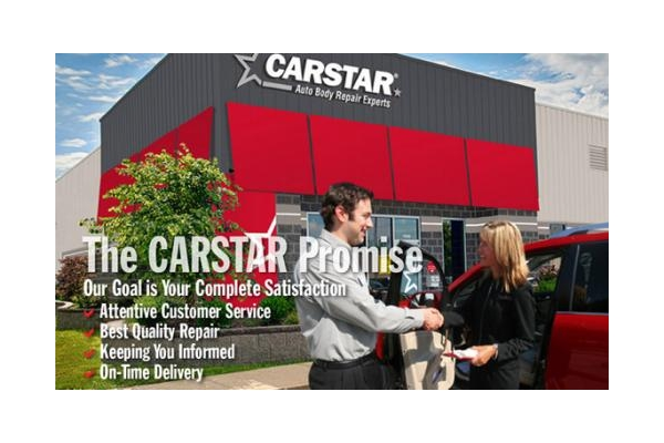 Image Gallery from CARSTAR Auto Body Repair Experts