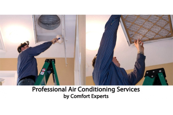 Image Gallery from Comfort Experts