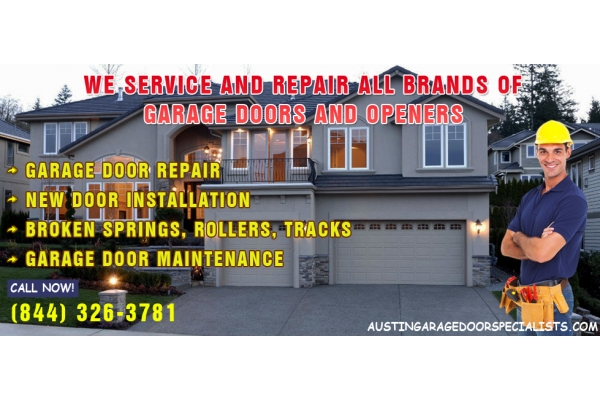 Image Gallery from Austin Garage Door Specialists