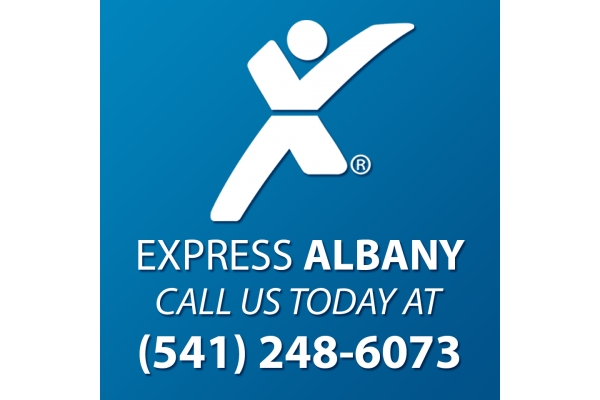 Image Gallery from Express Employment Professionals of Albany, OR