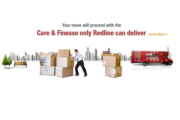 Image Gallery from Redline Moving Inc.
