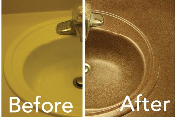 Image Gallery from Todd´s Porcelain & Fiberglass Repair