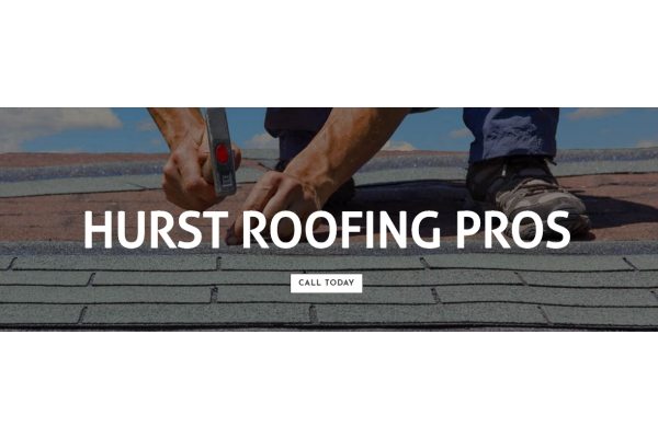 Image Gallery from Hurst Roofing Pros