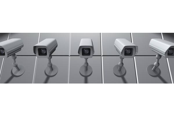 Image Gallery from Security Camera Installation