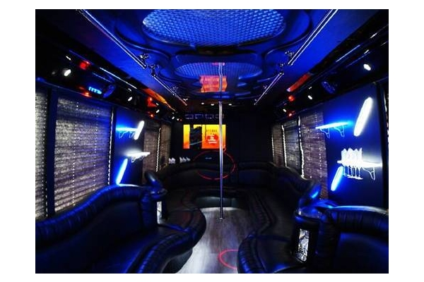 Image Gallery from Party Bus Denver