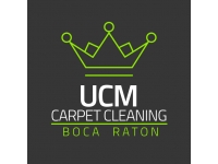 logo UCM Carpet Cleaning Boca Raton