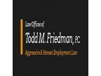 logo Law Offices of Todd M. Friedman, P.C.
