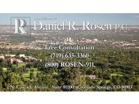 logo Law Offices of Daniel R. Rosen