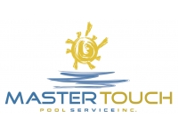 logo Master Touch Pool Services Inc