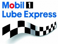 logo MOBIL 1 LUBE EXPRESS