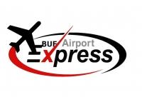 logo BUF Buffalo Airport Taxi Service