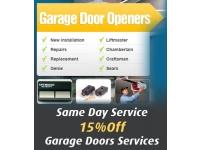 logo Accuracy Garage Door Repair Anaheim