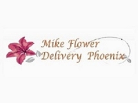 logo Mike Flower Delivery Phoenix