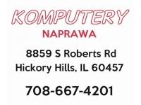 logo Naprawa Komputerow Hickory Hills