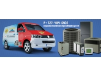 logo Crystal Air Conditioning and Heating