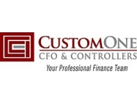 logo CustomOne CFO & Controllers