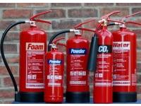 logo A&J Fire Extinguisher