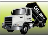 logo Sarasota Dumpster Rental Man