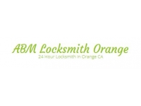 logo ABM Keys Services Orange