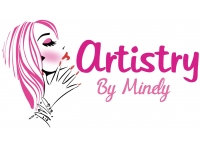 logo Makeup Artist Brooklyn - Artistry By Mindy