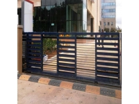logo Roll N Go Rolling Gate Inc