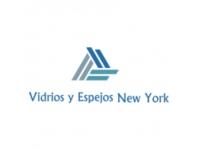 logo vidrios y espejos new york