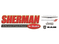 logo Sherman Chrysler Dodge Jeep Ram