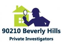 logo 90210 Beverly Hills Private Investigators