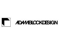logo Adam Block Design
