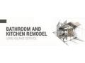 Modern Custom Kitchen and Bathroom