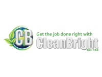 logo CleanBright Floor Cleaning