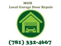logo M&H Local Garage Door Repair