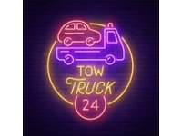 logo 24 Hour Towing of Greenville